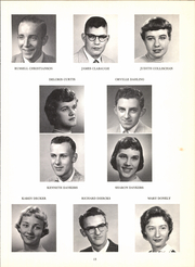 Page 17, 1958 Edition, Central High School - Scarlet Feather Yearbook (Red Wing, MN) online yearbook collection