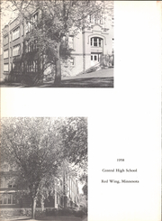 Page 6, 1958 Edition, Central High School - Scarlet Feather Yearbook (Red Wing, MN) online yearbook collection