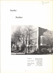 Page 7, 1958 Edition, Central High School - Scarlet Feather Yearbook (Red Wing, MN) online yearbook collection