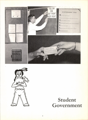 Page 9, 1958 Edition, Central High School - Scarlet Feather Yearbook (Red Wing, MN) online yearbook collection