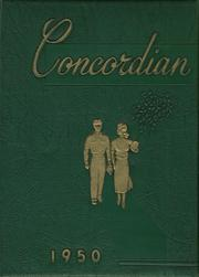 West Concord High School - Concordian Yearbook (West Concord, MN) online yearbook collection, 1950 Edition, Page 1
