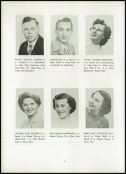Page 18, 1951 Edition, West Concord High School - Concordian Yearbook (West Concord, MN) online yearbook collection