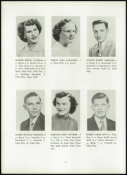 Page 22, 1951 Edition, West Concord High School - Concordian Yearbook (West Concord, MN) online yearbook collection