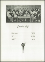West Concord High School - Concordian Yearbook (West Concord, MN) online yearbook collection, 1951 Edition, Page 8