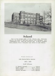 Page 5, 1953 Edition, Lake Benton High School - Bobcat Yearbook (Lake Benton, MN) online yearbook collection