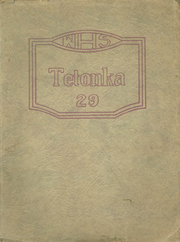 1929 Edition, Waterville High School - Tetonka Yearbook (Waterville, MN)