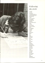 Archbishop Murray Memorial High School - Verbum (Maplewood, MN) online yearbook collection, 1971 Edition, Page 159