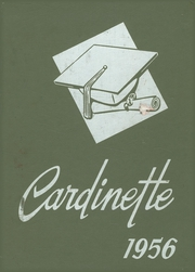 1956 Edition, Clarkfield High School - Cardinette Yearbook (Clarkville, MN)