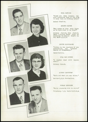 Page 12, 1953 Edition, Clara City High School - Clacihiscan Yearbook (Clara City, MN) online yearbook collection
