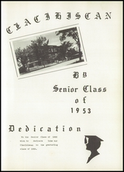 Page 7, 1953 Edition, Clara City High School - Clacihiscan Yearbook (Clara City, MN) online yearbook collection