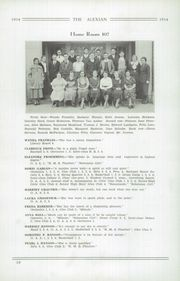 Page 14, 1934 Edition, Alexandria High School - Alexian Yearbook (Alexandria, MN) online yearbook collection