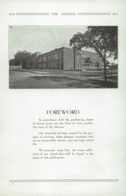 Page 6, 1934 Edition, Alexandria High School - Alexian Yearbook (Alexandria, MN) online yearbook collection