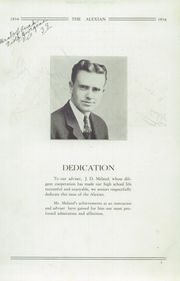 Page 7, 1934 Edition, Alexandria High School - Alexian Yearbook (Alexandria, MN) online yearbook collection