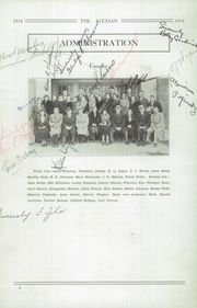 Page 8, 1934 Edition, Alexandria High School - Alexian Yearbook (Alexandria, MN) online yearbook collection