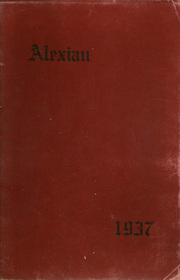 1937 Edition, Alexandria High School - Alexian Yearbook (Alexandria, MN)