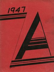 1947 Edition, Alexandria High School - Alexian Yearbook (Alexandria, MN)