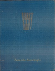 1947 Edition, Swanville High School - Searchlight Yearbook (Swanville, MN)