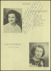 Page 12, 1948 Edition, Jasper High School - Quartz Yearbook (Jasper, MN) online yearbook collection