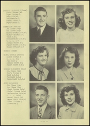 Page 13, 1948 Edition, Jasper High School - Quartz Yearbook (Jasper, MN) online yearbook collection