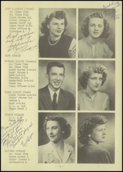 Page 15, 1948 Edition, Jasper High School - Quartz Yearbook (Jasper, MN) online yearbook collection