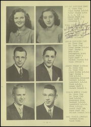 Page 16, 1948 Edition, Jasper High School - Quartz Yearbook (Jasper, MN) online yearbook collection