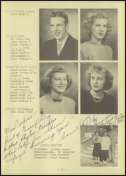 Page 17, 1948 Edition, Jasper High School - Quartz Yearbook (Jasper, MN) online yearbook collection