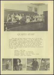 Page 5, 1948 Edition, Jasper High School - Quartz Yearbook (Jasper, MN) online yearbook collection