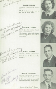 Page 15, 1946 Edition, Herman High School - Aggassiz Yearbook (Herman, MN) online yearbook collection