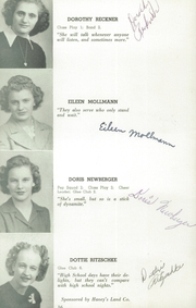 Page 16, 1946 Edition, Herman High School - Aggassiz Yearbook (Herman, MN) online yearbook collection