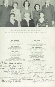 Page 9, 1946 Edition, Herman High School - Aggassiz Yearbook (Herman, MN) online yearbook collection