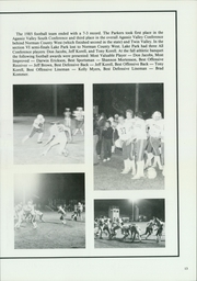 Page 17, 1986 Edition, Lake Park High School - Horizon Yearbook (Lake Park, MN) online yearbook collection
