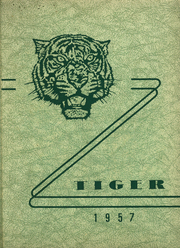 1957 Edition, Twin Valley High School - Tiger Yearbook (Twin Valley, MN)