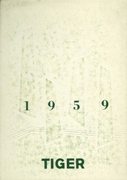 1959 Edition, Twin Valley High School - Tiger Yearbook (Twin Valley, MN)