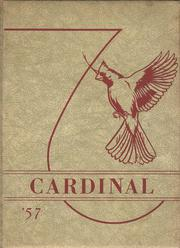 1957 Edition, Lewiston High School - Cardinal Yearbook (Lewiston, MN)