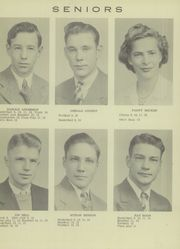 Page 7, 1944 Edition, Hancock High School - Owls Hoot Yearbook (Hancock, MN) online yearbook collection