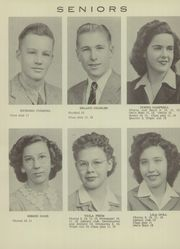Page 8, 1944 Edition, Hancock High School - Owls Hoot Yearbook (Hancock, MN) online yearbook collection
