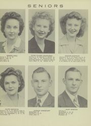 Page 9, 1944 Edition, Hancock High School - Owls Hoot Yearbook (Hancock, MN) online yearbook collection
