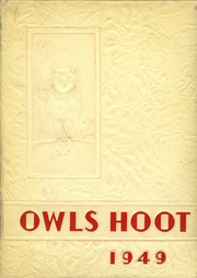 Page 1, 1949 Edition, Hancock High School - Owls Hoot Yearbook (Hancock, MN) online yearbook collection
