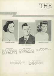Page 10, 1949 Edition, Hancock High School - Owls Hoot Yearbook (Hancock, MN) online yearbook collection
