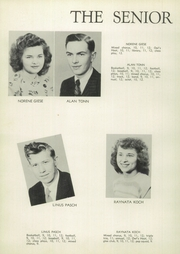 Page 14, 1949 Edition, Hancock High School - Owls Hoot Yearbook (Hancock, MN) online yearbook collection