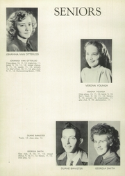 Page 16, 1949 Edition, Hancock High School - Owls Hoot Yearbook (Hancock, MN) online yearbook collection