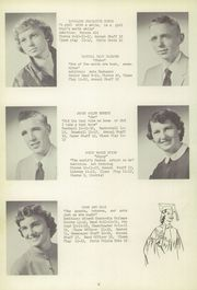 Page 10, 1956 Edition, Hancock High School - Owls Hoot Yearbook (Hancock, MN) online yearbook collection