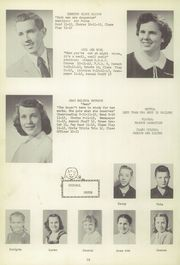 Page 14, 1956 Edition, Hancock High School - Owls Hoot Yearbook (Hancock, MN) online yearbook collection