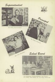 Page 7, 1956 Edition, Hancock High School - Owls Hoot Yearbook (Hancock, MN) online yearbook collection