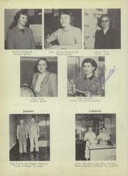 Page 8, 1952 Edition, Brooten High School - Buccaneer Yearbook (Brooten, MN) online yearbook collection