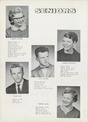 Page 10, 1959 Edition, Upsala High School - Cardinal Yearbook (Upsala, MN) online yearbook collection