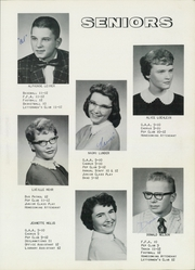 Page 11, 1959 Edition, Upsala High School - Cardinal Yearbook (Upsala, MN) online yearbook collection