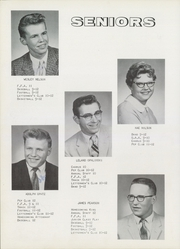 Page 12, 1959 Edition, Upsala High School - Cardinal Yearbook (Upsala, MN) online yearbook collection