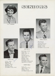 Page 14, 1959 Edition, Upsala High School - Cardinal Yearbook (Upsala, MN) online yearbook collection