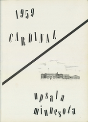 Page 5, 1959 Edition, Upsala High School - Cardinal Yearbook (Upsala, MN) online yearbook collection